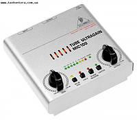 Микрофонные предусилители MIC100 TUBE ULTRAGAIN