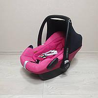 Maxi Cosi Pebble Plus Pink Автокресло Макси Кози 0+