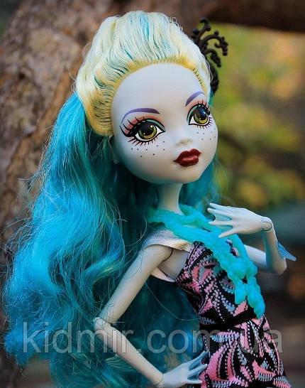 Лялька Monster High Лагуна Блю (Lagoona Blue) Страх, Камера, Мотор! Монстер Хай Школа монстрів