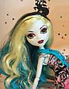Лялька Monster High Лагуна Блю (Lagoona Blue) Страх, Камера, Мотор! Монстер Хай Школа монстрів, фото 2