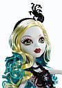 Лялька Monster High Лагуна Блю (Lagoona Blue) Страх, Камера, Мотор! Монстер Хай Школа монстрів, фото 6