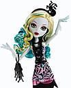 Лялька Monster High Лагуна Блю (Lagoona Blue) Страх, Камера, Мотор! Монстер Хай Школа монстрів, фото 7