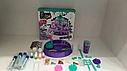 Мега набор Фабрика слаймов (лизунов) Slime - аппарат, блестки, Borax LGSL-0827, фото 2