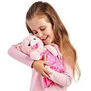 Little Live Pets Интерактивный розовый Медвежонок, фото 5