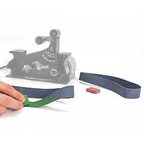 """Work Sharp 2 тканевых ремня для WSKTS-KO+зеленая  паста """"chromium oxide""""+красная паста """"ferric oxide"""", фото 2"""