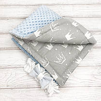 Демисезонный конверт одеяло на выписку Oh My Kids сезон весна-осень, фото 3
