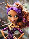 Кукла Monster High Клодин Вульф Clawdeen Страх, Камера, Мотор! Монстер Хай Школа монстров, фото 2