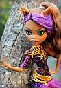 Кукла Monster High Клодин Вульф Clawdeen Страх, Камера, Мотор! Монстер Хай Школа монстров, фото 3