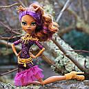 Кукла Monster High Клодин Вульф Clawdeen Страх, Камера, Мотор! Монстер Хай Школа монстров, фото 4