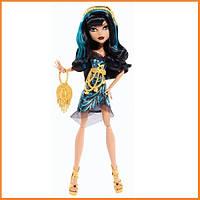 Кукла Monster High Клео де Нил (Cleo De Nile) из серии Frights, Camera, Action! Монстр Хай