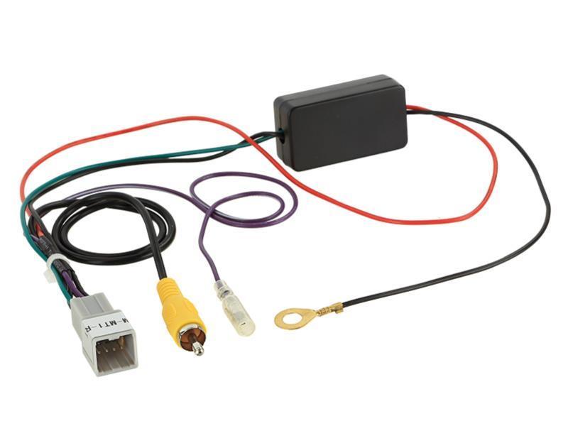 Адаптер для штатной камеры заднего вида Mitsubishi 2013+ AWM HMS-01