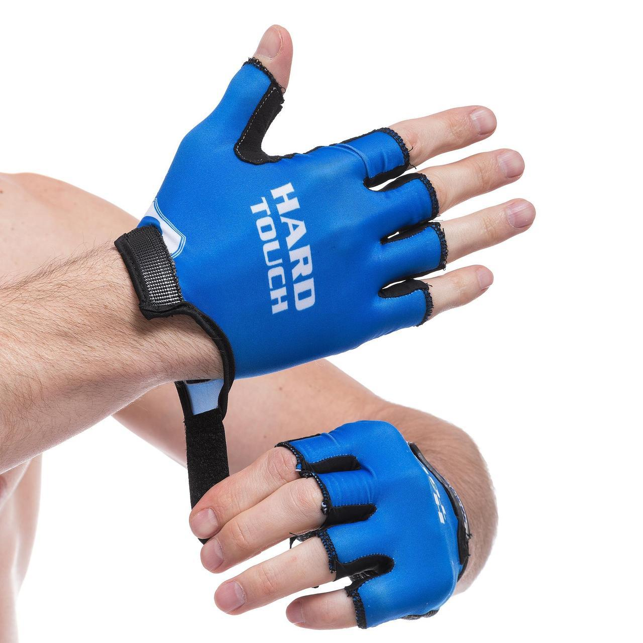 Перчатки для фитнеca HARD TOCH FG-004