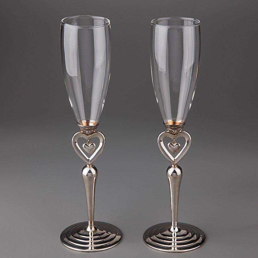 Свадебные бокалы Veronese 2 шт  1013G