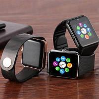 Умные Смарт Часы Smart Watch GT-08, аналог Apple Watch ЧЕРНЫЕ