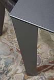 Стол обеденный LIVERPOOL S 140/185/230*85 керамика графит Nicolas (бесплатная доставка), фото 6