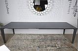 Стол обеденный LIVERPOOL S 140/185/230*85 керамика графит Nicolas (бесплатная доставка), фото 5