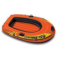 Одноместная надувная лодка Intex 58355 Explorer Pro 100