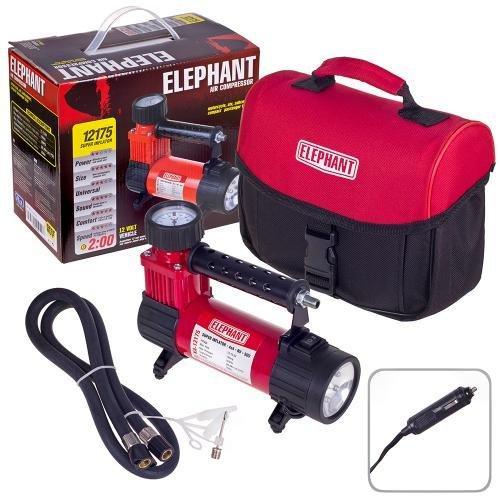Автомобильный компрессор Elephant КА-12175