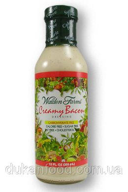 Walden Farms соус Сливочный бекон / Creamy Bacon ,0 ккал