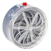 🔝 Электрическая мухобойка для защиты от комаров Solar Buzzkill, прибор для уничтожения насекомых   🎁%🚚