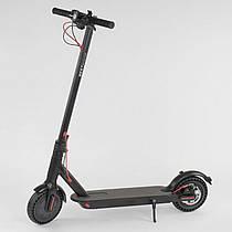 """Электросамокат SD- 3678 """"Best Scooter"""" цвет Черный Гарантия качества Быстрая доставка"""