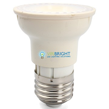 LED лампа диммирумая E-27 4.5W (270Lm) 6000K LED PAR-16 Viribright (Вирибрайт)