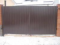 Ворота автоматические для дачи