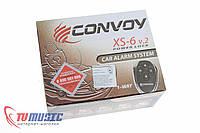 Автосигнализация Convoy XS-6 v2