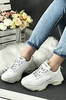 Кроссовки женские белые Sport 781