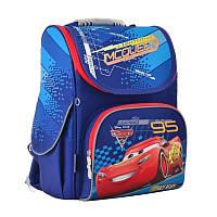 Рюкзак каркасный 1 Вересня H-11 Cars, 33.5*26*13.5 (555118)