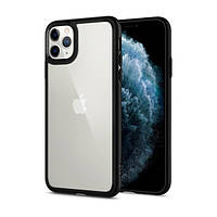 Накладка для iPhone 11 Pro Spigen Ultra Hybrid Black
