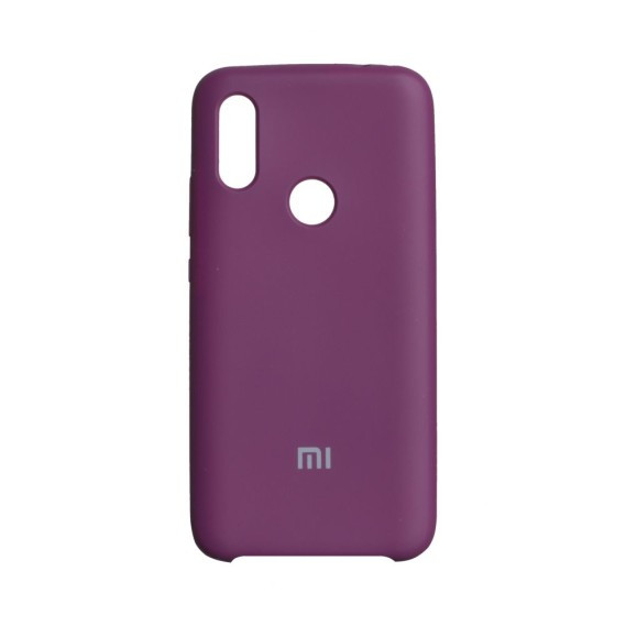 Чехол Original Silicone Case Series для Xiaomi Redmi 7