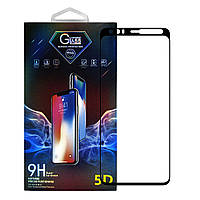 Защитное стекло Premium Glass 5D Full Glue для Google Pixel 4 Black