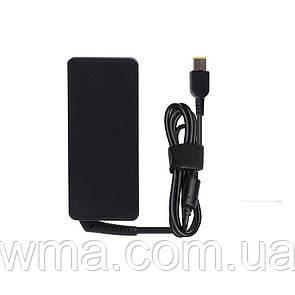Зарядное Устройство Для Ноутбука Lenovo 20V 4.5A (USB Pin) Цвет Чёрный