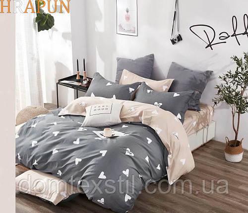 Семейное  постельное белье сатиновое Турция