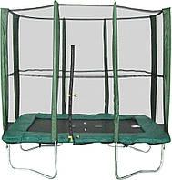 KIDIGO Батут с защитной сеткой KIDIGO, 215х150 см