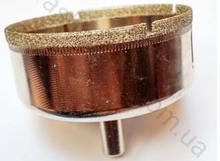 Коронка діамантова 55 мм по плитці і склу, ZHWEI