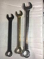 Ключ гайковий комбінований 6 мм (фосфатований)