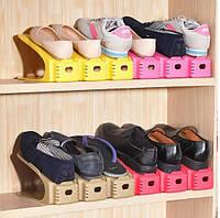 Подставка для обуви регулируемая, фото 1