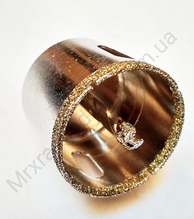 Коронка діамантова 110 мм по плитці і склу, ZHWEI