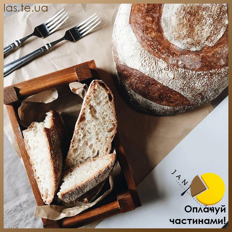 """Хлебницца для сервироки, деревянная """"Француз"""" Дуб Lasco 220мм х 140мм x 80мм 6304d-SCL"""