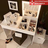 """Макияжный столик с зеркалом """"Amarant 3L"""""""
