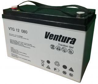 Акумуляторна батарея Ventura VTG 12-080