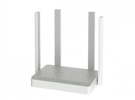 Бездротовий маршрутизатор KEENETIC Extra (KN-1711) (AC1200, 5xFE, 1xUSB, MU-MIMO, ATF, Beamforming, 4 антени), фото 2