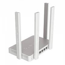 Беспроводной маршрутизатор KEENETIC Extra (KN-1711) (AC1200, 5xFE, 1xUSB, MU-MIMO, ATF, Beamforming, 4 антенны), фото 2