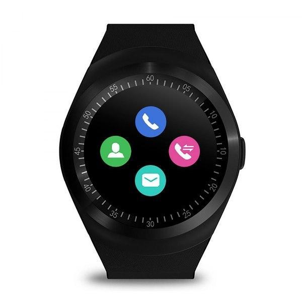 Умные часы MEDIA-TECH ROUND WATCH GSM MT855