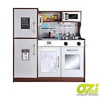 Детская деревянная кухня KRUZZEL 9150 (TX1200)