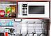 Большая детская деревянная кухня Promis MD 2319 со звуковыми эффектами, фото 8