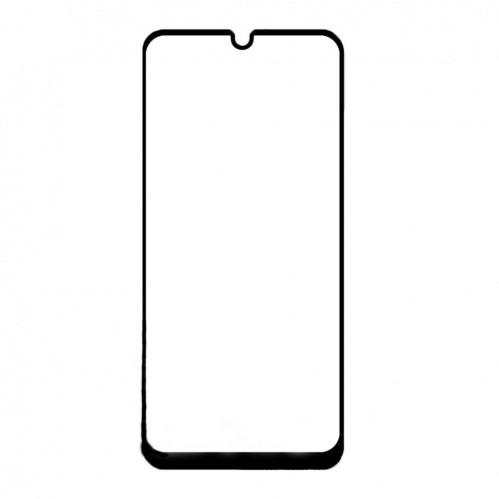 Защитное стекло Florence (full glue) Samsung A10s (2019) A107F Full Cover Black (тех.пак)