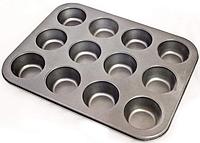 Тефлоновая форма для кексов арт. 850-6A3432